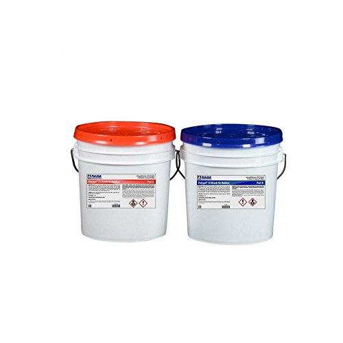 Polytek PolygelBrush-On 35 Liquid Polyurethane Rubber (16lb Kit) by Polytek