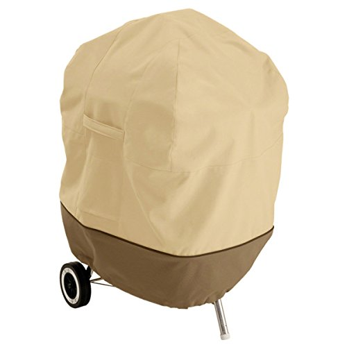 Classic Accessories Veranda Patio Kettle BBQ Grill Cover, Large