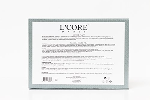 L'Core Paris Crystalline Wrinkle Filler - Neutral Color, Fits All Skin Types, Most Effective Anti Aging Product by L'core paris (Image #2)