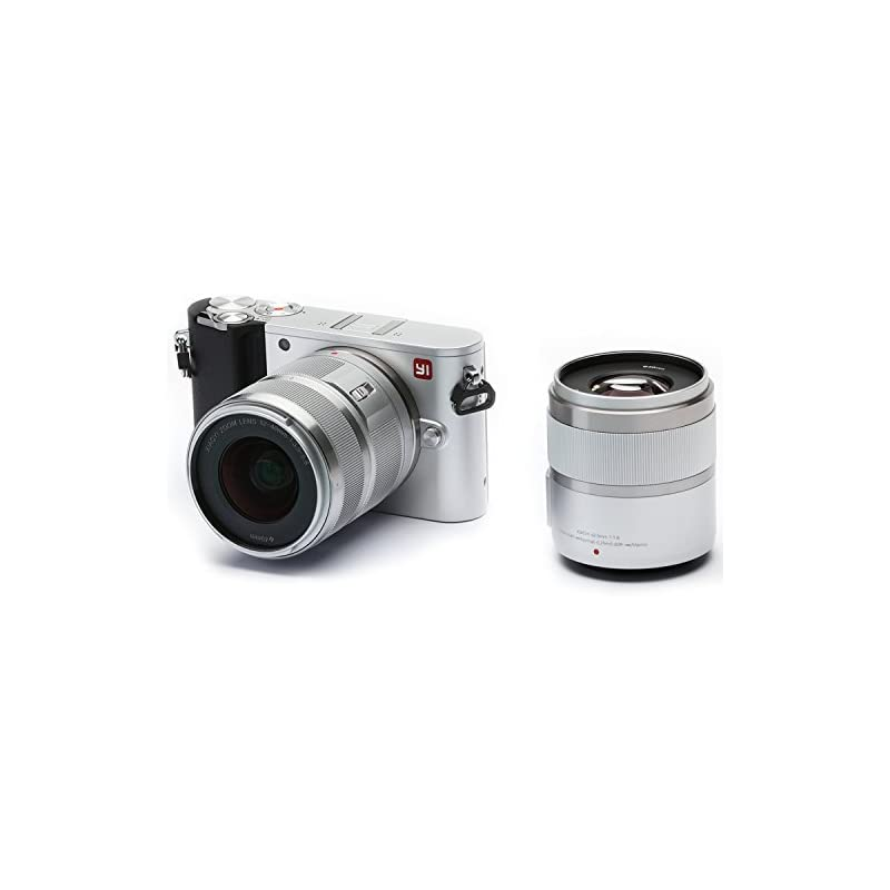 YI 4K 20MP Mirrorless Digital Camera wit