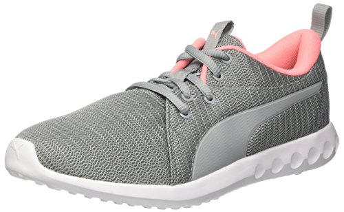 Mujer Puma Wn's Fluo Carson De Para Cross 2 Peach Zapatillas quarry Gris soft OH0OBxnZ