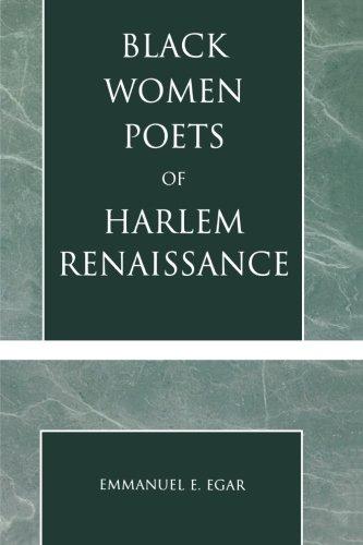 Search : Black Women Poets of Harlem Renaissance
