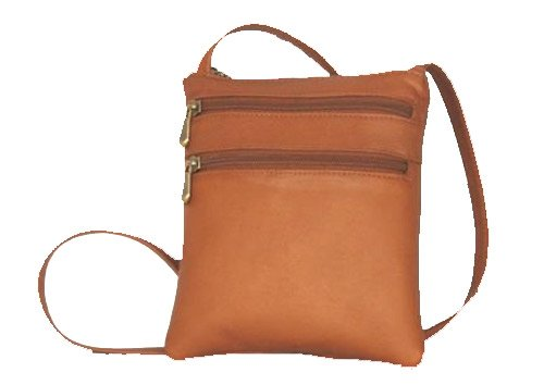 King David Zip Three Tan Body Cross Bag 0ZqfpzZ
