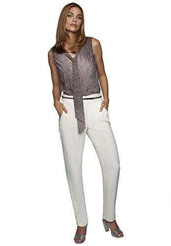 APART Fashion - Pantalón - para mujer Eierschale