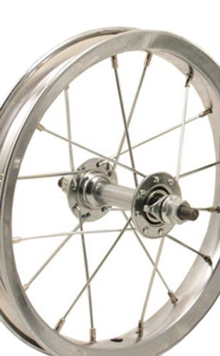 Sta Tru Steel Hub Front Wheel (12X1.75-Inch) (Bike Rim 12)
