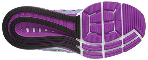 Nike Air Zoom Vomero 11, Chaussures de Running Compétition Femme Gris (Blue Grey/Hyper Violet/Blue Tint/Black)