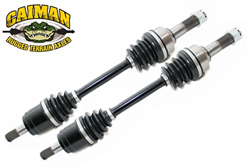 2014-2017 HONDA FOREMAN TRX 500 4X4 FRONT RUGGED TERRAIN ATV CV AXLE SET Atv Cv Axle