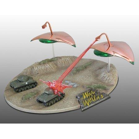 tienda hace compras y ventas 1 144 War Of The Worlds Diorama Diorama Diorama by Pegasus Hobby (English Manual)  Vuelta de 10 dias