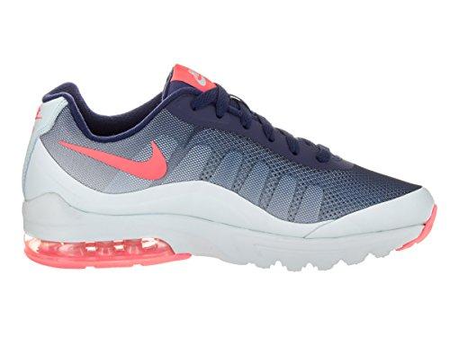 Nike Damen W Air Max Invigor Print Sneaker Blau (Binary Blue/lava Glow/glacier Blue)