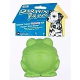 Darwin The Frog Dog Toy Size: Medium (4.75″ H x 5″ W x 6.5″ D), My Pet Supplies