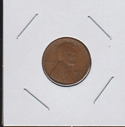 1932 D Lincoln Wheat (1909-1958) Penny Very Good