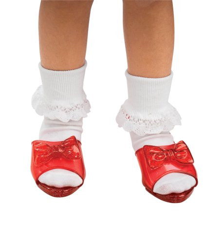 [Rubie's Costume Co Dorothy Child Shoes Costume] (Costumes Shoes For Kids)