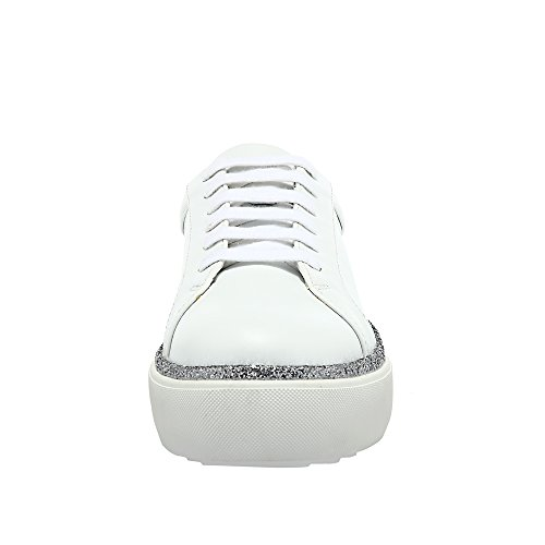 AUG7WL0102 Piel Zapatos Mujer Cordones de de para logas Otra Pg6qzq
