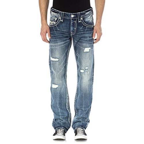 rock revival men s suhul j204 straight cut jeans 70 off