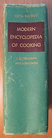Meta Given's Modern Encyclopedia of Cooking…