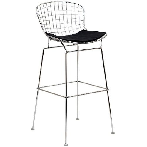 Modway CAD Side Chair, Bar Stool and Lounge Chair 41Eq9J57hqL