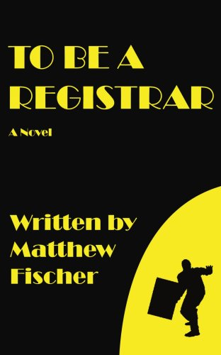 Read Online To Be A Registrar ebook