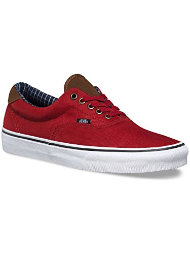 Baskets Vans White Basses 59 Red Era true Dahlia Mixte Adulte Z7q7zEWxrw