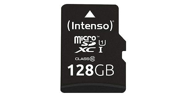 Intenso 3423491 - Tarjeta Memoria Micro SD de 128 GB, Color ...