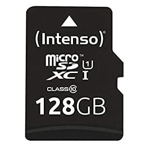 Intenso 3423491 - Tarjeta Memoria Micro SD de 128 GB, Color ...