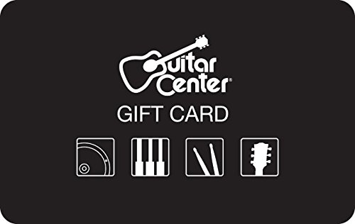 Guitar Center Gift Cards - E-mail Delivery - http://coolthings.us