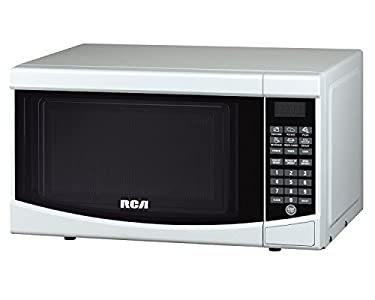 RCA RMW733-WHITE Microwave, Convenient size, but some design flaws