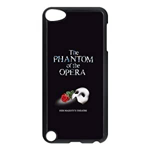Fashion Phantom of the Opera Personalized ipod touch 5 Case Cover