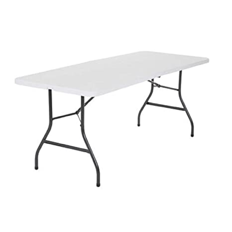 Amazon.com: SKM Deluxe - Mesa plegable plegable, plegable ...