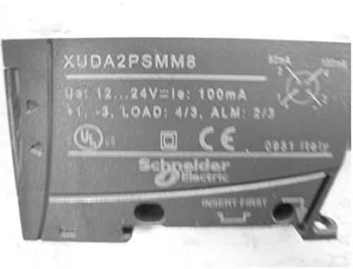 Telemecanique XUDA2PSMM8 Photoelectric Sensor, DC, PNP, XUD
