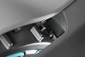 Cepillos para ruedas GARDENA: limpieza duradera de las ruedas de su robot cortacésped, compatibles con SILENO city, smart SILENO city, aumentan la ...