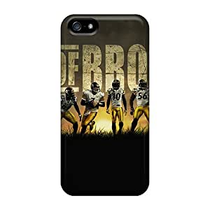 Iphone 5/5s Case Cover With Shock Absorbent Protective NRD1047UmTS Case by icecream design