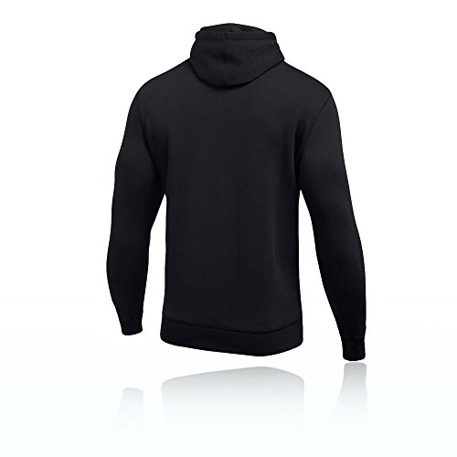 Under Sweat Rival Graphite À Fitted Black Homme Armour Capuche wxwtUrBRq
