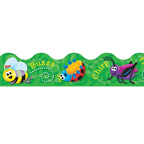 TREND enterprises, Inc. Cartoon Bugs Terrific Trimmers, 39 ft