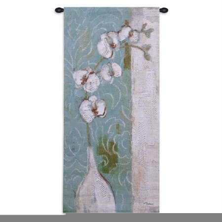 Fine Art Tapestries Spa Orchid Wall Tapestry
