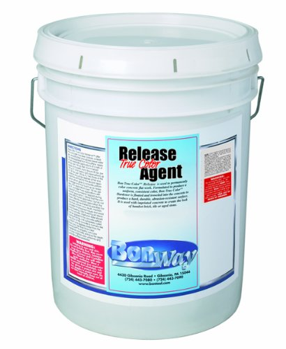 BonWay 32-106 True Color Stamping Release Agent, Jet Black ()