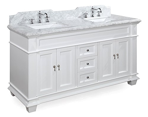 Elizabeth 60 Inch Double Bathroom Carrara Explained