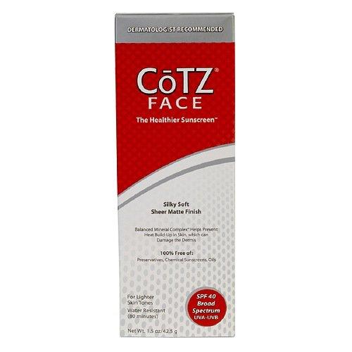 Cotz Face Sunscreen - 9