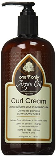 One 'n Only Argan Oil Curl Cream, 16 Ounce