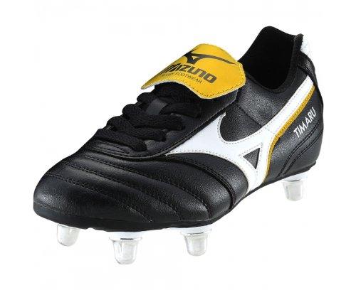 Zapatillas de rugby para ni/ño negro negro Mizuno