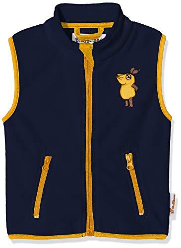 Playshoes baby-meisjes fleece muis vest