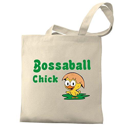 chick Bag Eddany Tote Bossaball Eddany Canvas Bossaball qwnawSxUZ