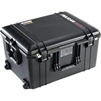 Pelican 1607 Protector Case with Pick N Pluck Foam, Black