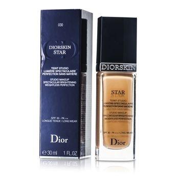 Foundation Diorskin (Diorskin Star Fluid Foundation SPF 30, 30 Medium B)