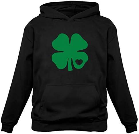 USA Leaf Flag St Patrick/'s Day Shirt T-Shirt Patricks Day Shamrock Lucky Irish Beer Sweater Sweatshirt Quarantine Saint Patrick 2021 Gift