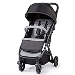 The 3Dpac is a lightweight stroller that rides smoothly and folds fast for travel and storage ease. You'll love the sleek compact tri-fold design with numerous built-in features, all thoughtfully added for your convenience. Don't let its smal...