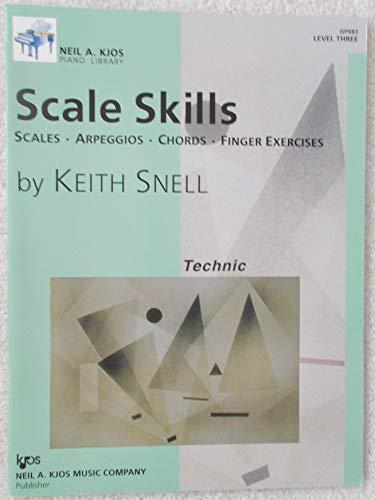 GP683 - Scales Skills Level 3