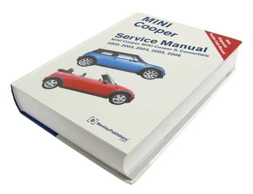 MINI Cooper Service Manual from Bentley 2002-2006 by Mini Mania (Image #2)