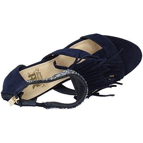 Bleu Bleu sandales XTI femme sandales XTI femme femme sandales XTI xBxAzUqZw