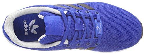 K Core adidas Sneaker Flux Black Blue Ftwr Bambini ZX Blu Unisex White arxrwEq8