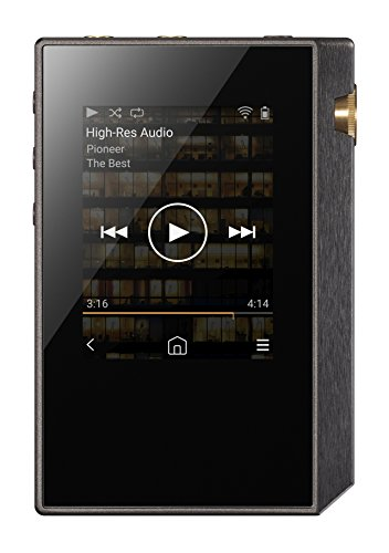 al Audio Player, Black XDP-30R(B) ()